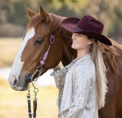 Tricia Aldridge, Red Hot Running Horses